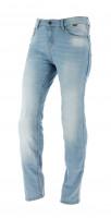 Richa Motorrad Hose Nora Jeans Light Blue