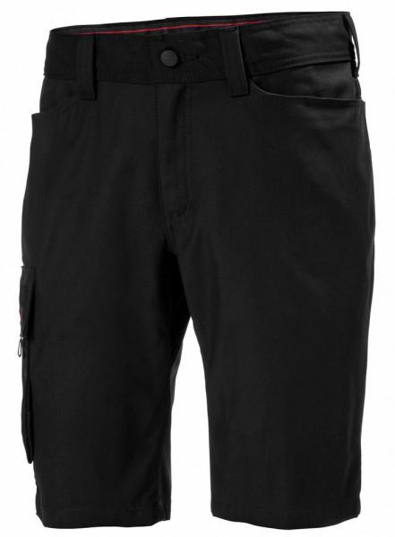 Helly Hansen Shorts / Hose 77464 Oxford Service Shorts 990 Black