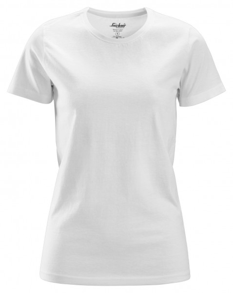 Snickers Damen T-Shirt Weiß