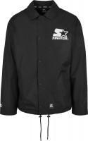 Starter Black Label Jacke Coach Jacket Black