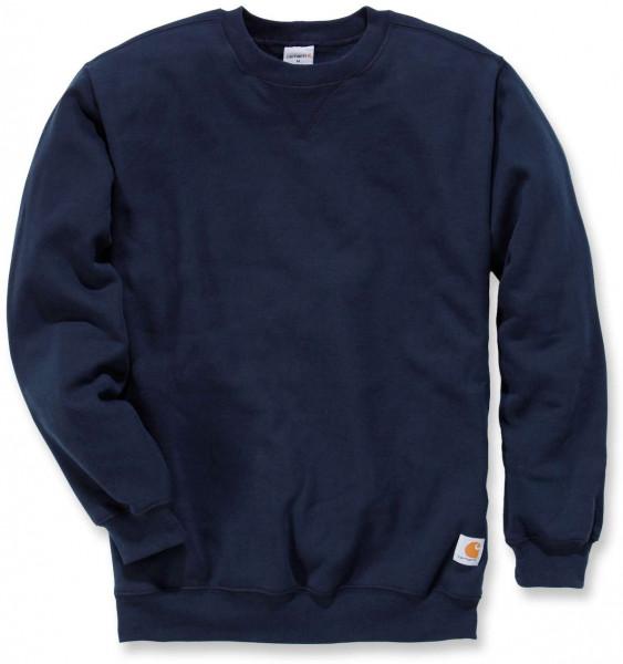 Carhartt Sweatshirt Midweight Crewneck Sweatshirt New Navy