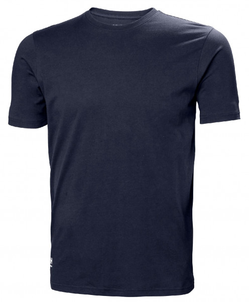 Helly Hansen T-Shirt 79161 Manchester T-Shirt 590 Navy