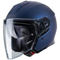 Caberg Motorrad Jethelm Flyon Matt Blau Yama