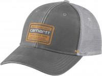 Carhartt Cap Silvermine Charcoal