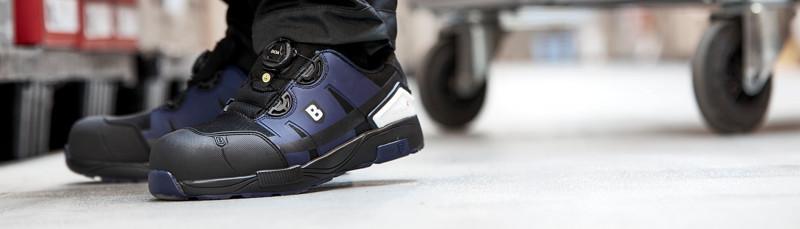 Safety shoes Brynje