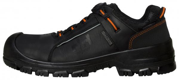 Helly Hansen Arbeitsschuh 78212 Alna Leather Boa Ww 992 Black/Orange