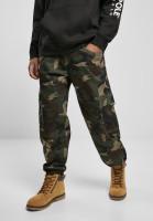 Southpole Hose Camo Cargo Pants Wood Camouflage