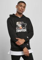 Starter Black Label Hoodie All Net Hoody Black
