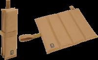 Brandit Accessoire Sit Mat Folded in Camel