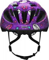 ABUS Fahrradhelm Smooty 2.0 Kids 81856P Purple Kisses