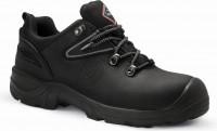 Sanita Herren Sicherheitsschuh San-Safe Amazon-S3 Lace Shoe Black