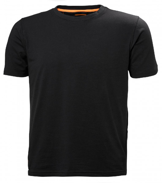 Helly Hansen T-Shirt 79198 Chelsea Evolution Tee 990 Black