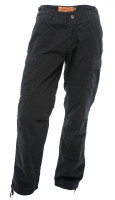 WCC West Coast Choppers Cargo Pants Caine Ripstop Cargo Black