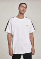Wu-Wear T-Shirt Sidetape Tee White