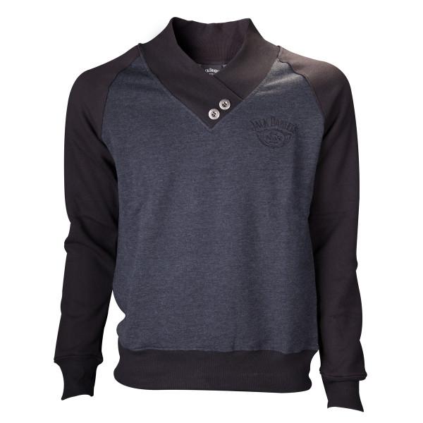 Jack Daniels Sweater Grey