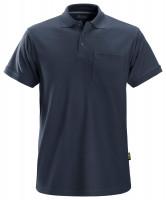 Snickers Klassisches Poloshirt Navy