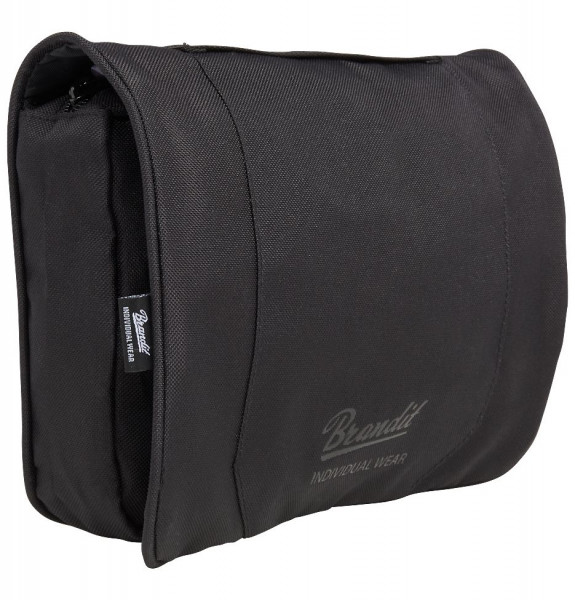 Brandit Tasche Toiletry Bag, large in Black