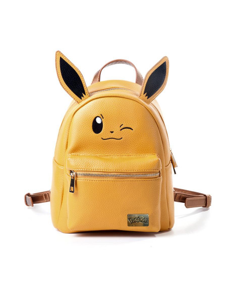 Pokémon Eevee Backpack Brown