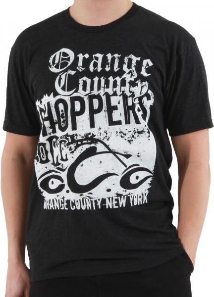 OCC Orange County Choppers T-Shirt Tri-Blend Black