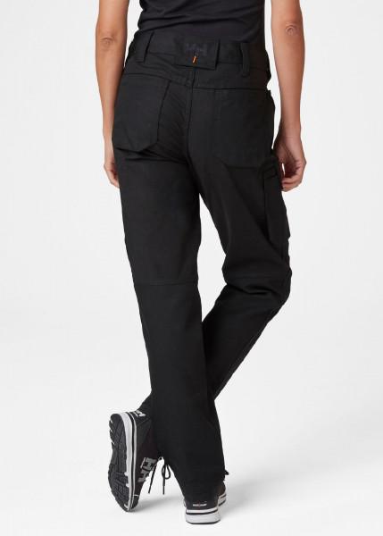 Helly Hansen Damen Shorts / Hose 77480 W Luna Service Pant 990 Black
