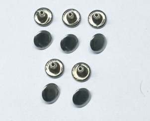Bores Sunride 1-5 Verschluss Nietenset (5 Stück)