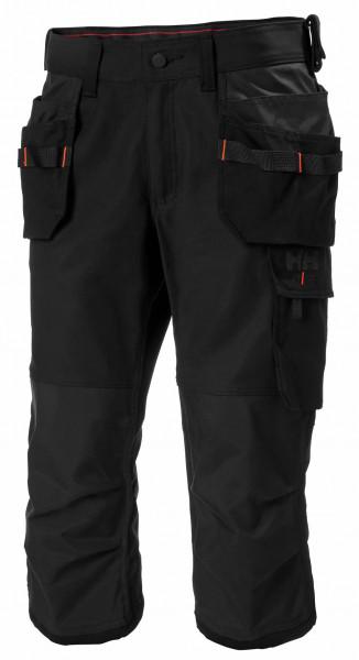 Helly Hansen Shorts / Hose 77465 Oxford Pirate Pant 990 Black