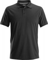 Snickers Workwear AllroundWork Poloshirt schwarz
