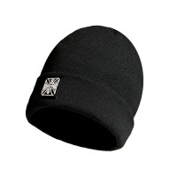 WCC West Coast Choppers Beanie Patch Black