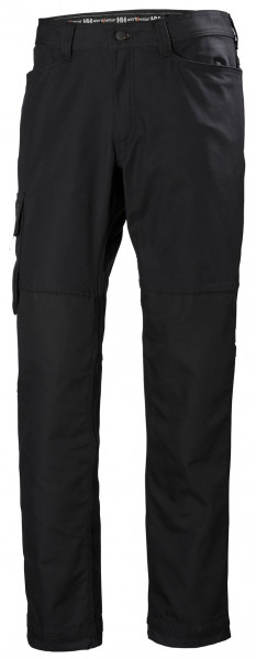 Helly Hansen Shorts / Hose 77460 Oxford Service Pant 990 Black