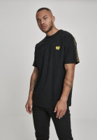 Wu-Wear T-Shirt Sidetape Tee Black