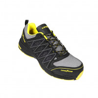 Goodyear Sicherheitsschuhe GYSHU1502 S1P - SRA - HRO Safety Shoes Black/Yellow