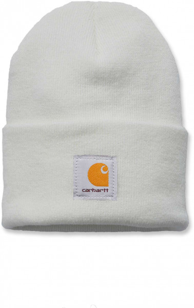 Carhartt Damen Mütze Acrylic Watch Hat Winter White
