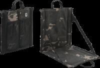 Brandit Accessoire Foldable Seat in Darkcamo