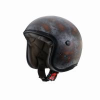 Caberg Motorrad Helm Jethelm Freeride Rusty Gray