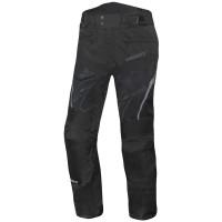 Germot Herren Motorrad Hose Textilhose Mistral Schwarz