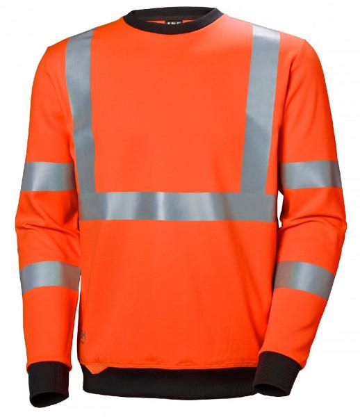 Helly Hansen Hoodie / Sweatshirt 79095 Addvis Sweatershirt 260 Orange