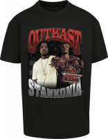 Mister Tee T-Shirt Outkast Stankonia Oversize Tee Black