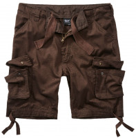 Brandit Urban Legend Shorts in Brown