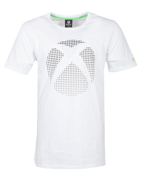 Xbox - Dot Logo Men's T-Shirt White
