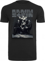 Rammstein T-Shirt Rammstein Band Photo Tee Black