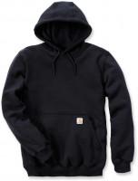 Carhartt Sweatshirt Midweight Hooded Sweatshirt Black