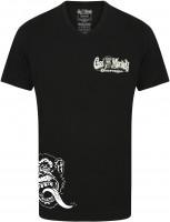Gas Monkey Garage T-Shirt Side Monkey Black