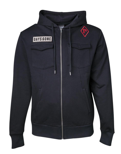 Days Gone - Deacon's Jacket Hoodie Black
