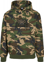Southpole Sweatshirt 3D Embroidery Hoody Camouflage