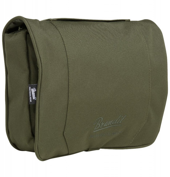 Brandit Tasche Toiletry Bag, large in Olive