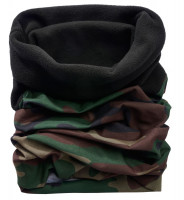 Brandit Multifunktionstuch Fleece Woodland