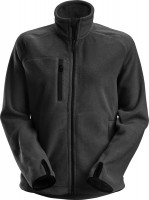 Snickers Workwear Damen AllroundWork Polartec Arbeitsjacke schwarz