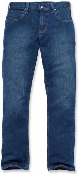 Carhartt Herren Jeans Rugged Flex Relaxed Straight Jean Coldwater