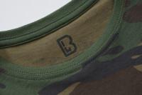 Brandit Kinder T-Shirt Kids T-Shirt Woodland