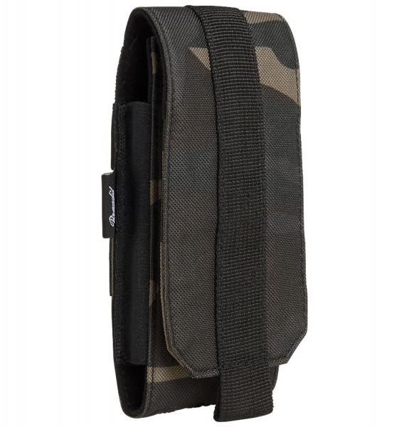 Brandit Tasche Molle Phone Pouch, large in Darkcamo